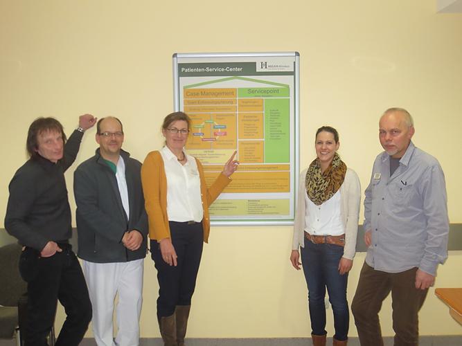HELIOS Rehakliniken Bad Berleburg: Neuer Service für